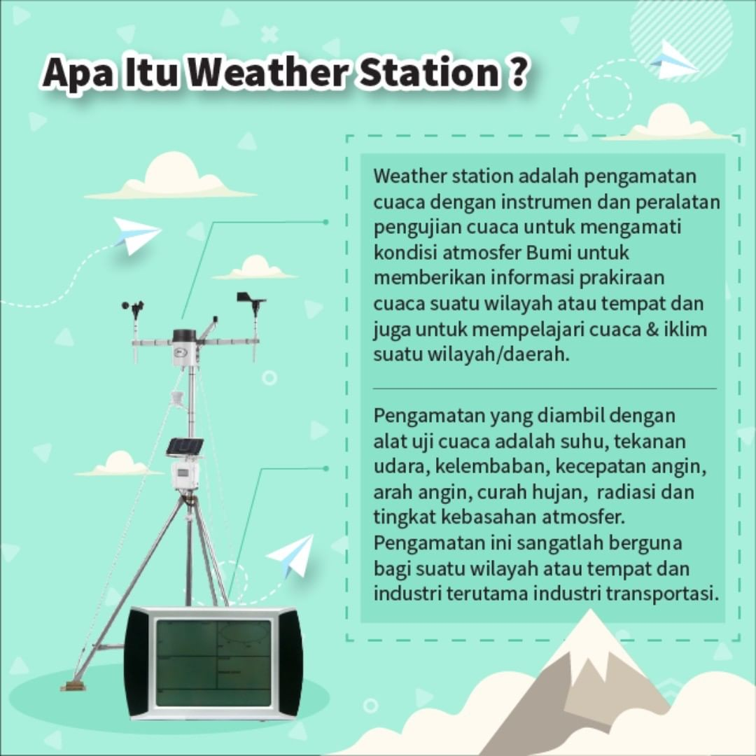 Apa Itu Weather Station?