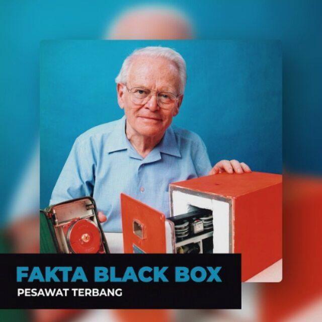 Fakta Black Box Pesawat Terbang
